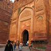 ...and famous Agra Fort was another. (Photos by participant John Sevenair)