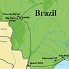 alp Brazil map