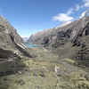 The picturesque Llanganuco Valley on our Central Peru route (Photo by guide Dan Lane)