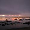 A beautiful sunrise at Lake Junin (Photo by participant Ken Havard)