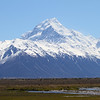 Mount Cook (Aoraki) is New Zealand's highest peak at 12,316 feet -- and one of countless great visual features of the islands. (Photo by guide Chris Benesh)