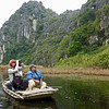 Our final set of images this month comes from a recent Vietnam departure. Guide Dave Stejskal scans the cliffs at Van Long with participant Jenny Golden alongside. Photo by participant Greg Griffith.