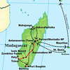 Jumping around in our coverage of the world's birds, it's Madagascar next. As you can see from our itinerary map (a bit complex, we know...but there's a lot to see!), the main tour also includes visits to the Indian Ocean islands of Reunion and Mauritius, and an optional extension up to the Seychelles.