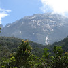 Borneo is the land of imposing Mount Kinabalu... (Photo by guide Rose Ann Rowlett)