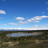 Another scene along the Denali Highway: who says Big Sky country is only in Montana? (Photo by guide Eric Hynes)