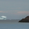 Huge icebergs drift onto Newfoundland's east coast each year from the Arctic. (Photo by guide Chris Benesh)