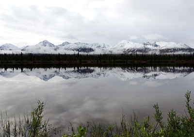Ah, now let's get back to our Alaska tours. Guide Megan Edwards Crewe believes (for good reason!) the views along the Denali-Paxson Highway are among the prettiest in the world.