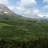 Part of the Rocky Mountain Front in Glacier National Park. Photo by guide Terry McEneaney.