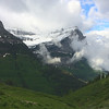 More of Glacier's fantastic scenery, photographed by guide Terry McEneaney.