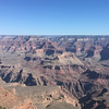 Let's move over to Arizona, where guide John Coons led two successful Northern Arizona Canyons & Condor tours. This dramatic view of the Grand Canyon by John is from the South Rim.