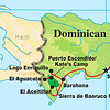 The Dominican Republic covers the eastern half of the Caribbean island of Hispaniola, and our tour route reaches westward from the capital of Santo Domingo into the mountains of the Sierra de Baoruco, a must-visit destination for finding several of the endemic birds, and northeastward to Los Haitises, for Ridgway's Hawk.