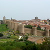 One of the scenic highlights of a visit to Spain: the historic walled city of Avila, less than 90 minutes from Madrid. (Photo by participant Ed LeGrand)