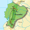 Crossing the Pacific, we head to Ecuador, where our group on our first of two Jewels of Ecuador tours exploring the backbone of the Andes came back with the following lovely set of images.