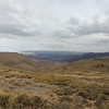 Here's a broader expanse of the Lesotho landscape at 10,000 feet. (Photo by guide Terry Stevenson)