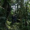 "Numerous trails explore the forest at San Isidro... <div id=""caption_tourlink"" align=""right""> [Photo © participant Ron Dengler]</div>"