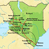 Kenya is a big place, rich in fantastic sites, and our comprehensive Kenya Safari Spectacular itinerary shown on the map here samples a huge diversity. (Did you know we also have a shorter Kenya Highlights tour for 2012, as well as an East Africa Highlights trip visiting Kenya and Tanzania?)