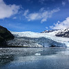 Aialik Glacier as seen from the Seward boat trip (Photo by guide Chris Benesh)