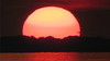 Rio Negro blood red sun set mao16a Thomas H Collins