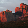 Switching continents, we head to the Southwest and one of our two Arizona's Second Spring trips. Here's some mountain alpenglow by guide Chris Benesh.