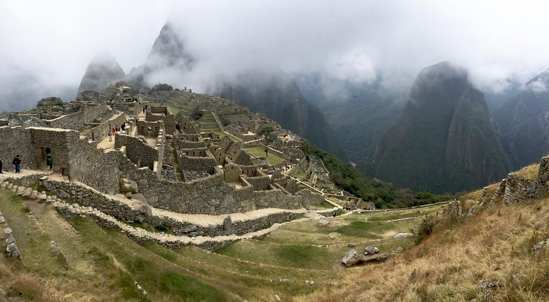 A visit to the Inca ruins at Machu Picchu is of course a big draw. Photo by guide Cory Gregory.