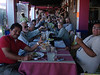 Salud from Oaxaca!<br>(And there's guide Dan Lane, who took the other Oaxaca pix, third down the right side of the table with the goatee... Guide Jesse Fagan is the very tall guy at back left.)