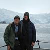 "And guides Chris Benesh and Jesse Fagan take in the sights at Aialik Glacier near Seward (watch for Kittlitz's Murrelet!).<div id=""caption_tourlink"" align=""right"">Link to: <a id=""caption_tourlink"" href=""http://www.fieldguides.com/alaska.htm"" target=""_blank"">ALASKA</a></div>"