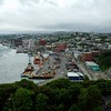 "Let's move far eastward across the continent from Alaska all the way to the Canadian Maritimes for our 2008 Newfoundland & Nova Scotia tour with Chris Benesh.  Above, the city of St. John's, Newfoundland, as seen from our hotel room windows.<div id=""caption_tourlink"" align=""right"">Link to: <a id=""caption_tourlink"" href=""http://www.fieldguides.com/novascotia.htm"" target=""_blank"">NEWFOUNDLAND & NOVA SCOTIA</a><br>[photo © Chris Benesh]</div>"