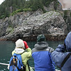 """Watching seabirds on the Kenai Fjords boat trip <div id=""""caption_tourlink"""" align=""""right""""> [Photo © guide Dave Stejskal]</div>"""