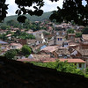 """We stop in several characteristically Brazilian towns and cities as bases for our birding outings.  Here's a peek across the rooftops of the lovely little town of Lençois, from which we explore the Chapada da Diamantina.<div id=""""caption_tourlink"""" align=""""right"""">[photo © participant Bruce Sorrie]</div>"""