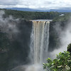 Guyana's spectacular Kaieteur Falls are remarkable for the combination of volume of water and height of the drop. Photo by participant Ann Urlanda.