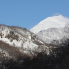 """The Hill of the Eagles, Washi no Yado -- some of the beautiful scenery on our Winter Japan itinerary.<div id=""""caption_tourlink"""" align=""""right"""">Link to: <a id=""""caption_tourlink"""" href=""""http://www.fieldguides.com/japan.htm"""" target=""""_blank"""">WINTER JAPAN: CRANES & SEA-EAGLES</a><br>[photo © Phil Gregory]</div>"""