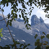 "Gunung Kinabalu (Mount Kinabalu) in Kinabalu NP reaches above 13,000 feet. <div id=""caption_tourlink"" align=""right""> [Photo © Richard Webster]</div>"