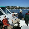 "Our group heading out to sea from Sydney Harbor...<div id=""caption_tourlink"" align=""right"">Link to: <a id=""caption_tourlink"" href=""http://www.fieldguides.com/australia.htm"" target=""_blank"">AUSTRALIA</a><br>[photo © guide Dave Stejskal]</div>"