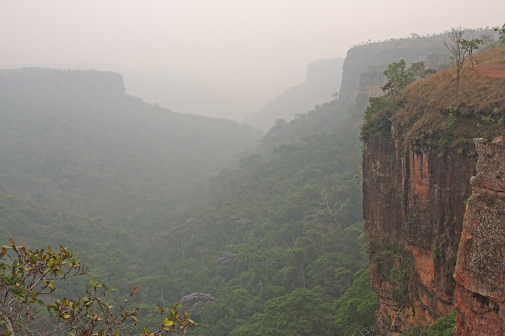 "Chapada dos Guimaraes <div id=""caption_tourlink"" align=""right""> [photo © participant Dick Stilwell]</div>"