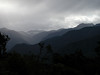 "View from the Paty Trail, ca. 8200 feet, as the late-afternoon rain approaches. Hopefully, we will have already seen Bay and Chestnut antpittas and Large-footed and Trilling tapaculos. <div id=""caption_tourlink"" align=""right"">[photo © guide Richard Webster]</div>"