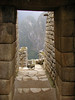 """Some of the fantastic stonework at Machu Picchu<br><div id=""""caption_tourlink"""" align=""""right""""> [photo © participant Dick Stilwell]</div>"""