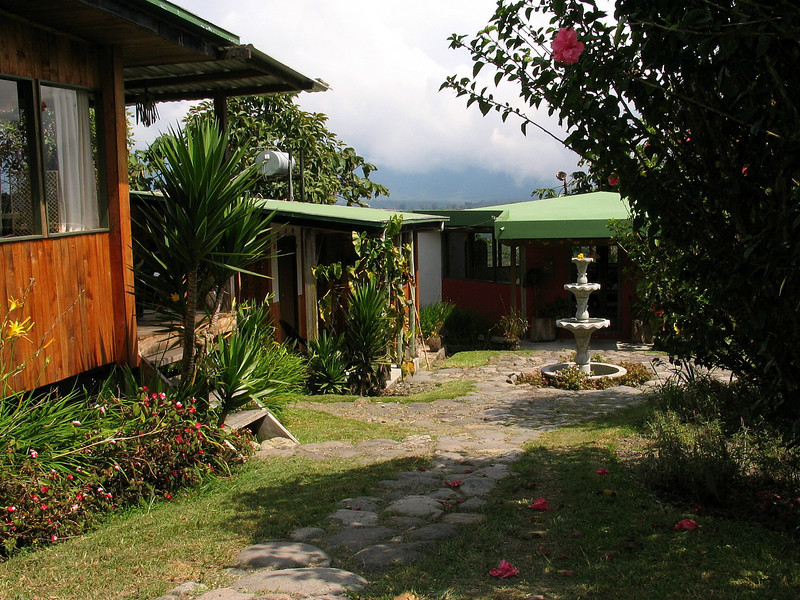 "San Isidro cabanas <br><div id=""caption_tourlink"" align=""right""> [photo © participants David Smith & Judy Smith]</div>"