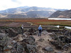 """Overlooking Huacarpay Lake marshes from the edge of the ruins of Urpicancha, south of Cusco<div id=""""caption_tourlink"""" align=""""right""""><br>[photo © Rose Ann Rowlett]</div>"""