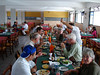 "Group at Churrascaria Aracaju <div id=""caption_tourlink"" align=""right""> [photo © guide Bret Whitney]</div>"
