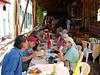 "Lunch in Lencois <div id=""caption_tourlink"" align=""right""> [photo © guide Bret Whitney]</div>"