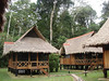"Reserva Amazonica bungalows<div id=""caption_tourlink"" align=""right""><br>[photo © Rose Ann Rowlett]</div>"