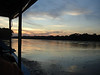 """On the boat to Posada Amazonas <div id=""""caption_tourlink"""" align=""""right""""> [photo © guide Rose Ann Rowlett]</div>"""