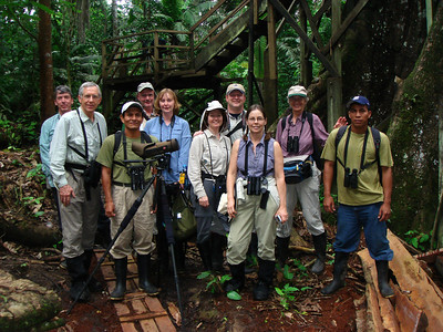 Amazonian Ecuador: Sacha Lodge