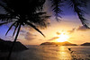 Sunrise over Little Tobago (Photo by participant Gregg Recer)