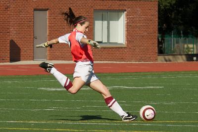 JV Soccer 2011