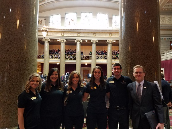 SHP Visits the Capitol