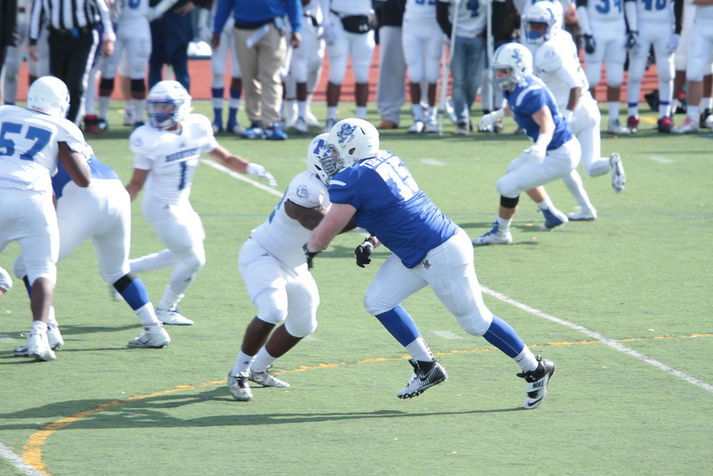 2016 SHP FB vs Montclair