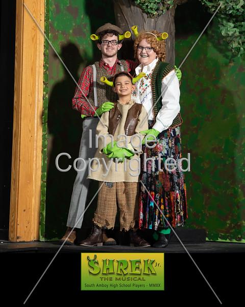 SHREK FAMILY GH4_2892