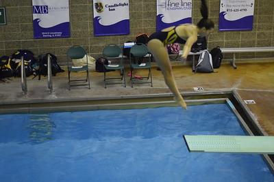 SHS Diving