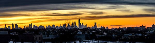 Sunset 2018 Roof Series 182.3